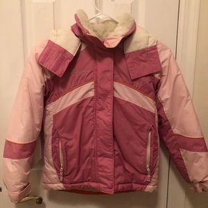 Columbia Girls Ski Jacket